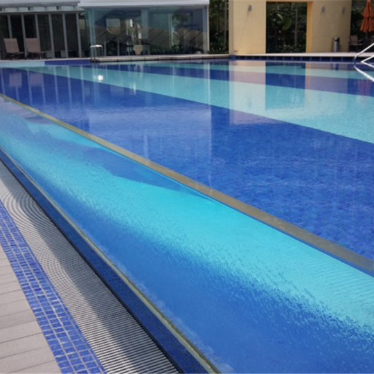 Acrylic Swimming Pool